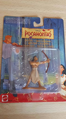 Pocahontas Figure Disney's Collectible Featuring Pocahontas by Mattel