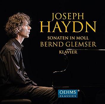 Haydn: Sonaten in Moll