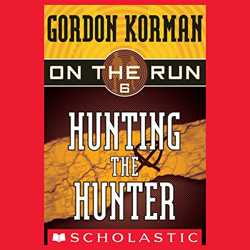 Hunting the Hunter audiobook cover art
