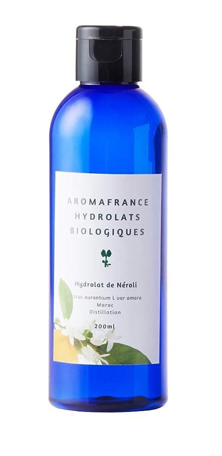 精神医学スカウト地味なアロマフランス(Aroma France)イドロラ ド ネロリ 200ml