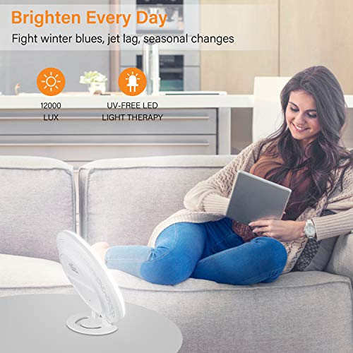 ElectriBrite Light Therapy Lamp