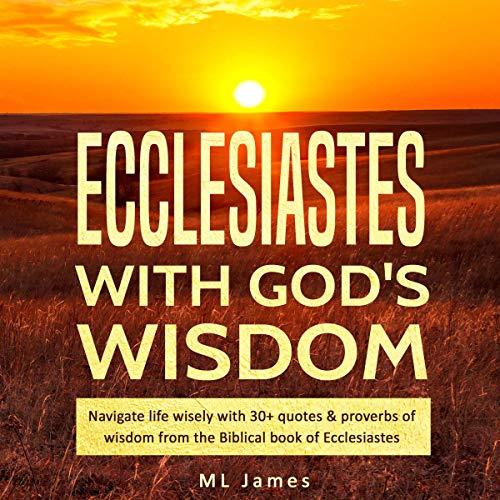 Ecclesiastes with God's Wisdom Titelbild
