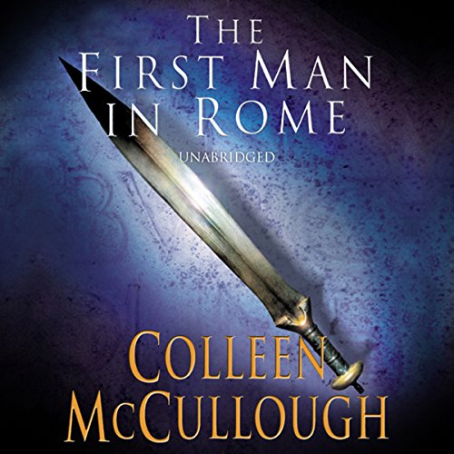 First Man in Rome, Part 1 audiobook cover art