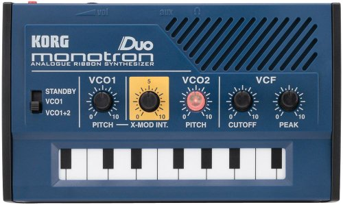 KORG MONOTRON-DUO Dual Oscillator Sythesizer - Used