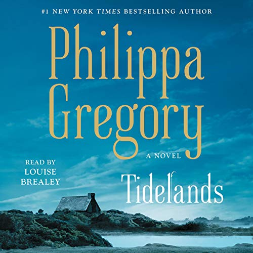 Tidelands audiobook cover art