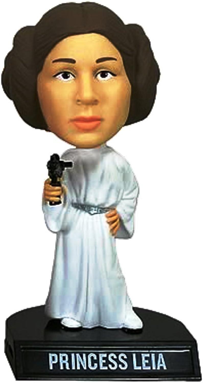 Star Wars Prinzessin Leia 18cm Bobble Head Wackelkopf-Figur B0010B77QI Vielfältiges neues Design    Ausreichende Versorgung