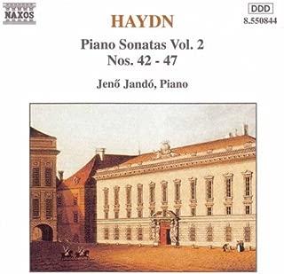 haydn piano sonata no 46