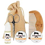Mo Bro's Kit de toilettage pour barbe vanille et mangue