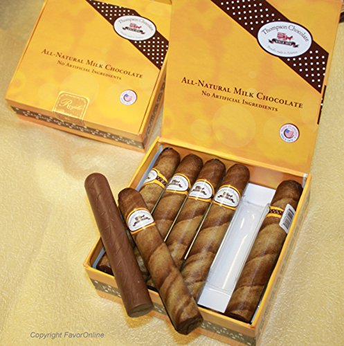 Chocolate Cigar Singles
