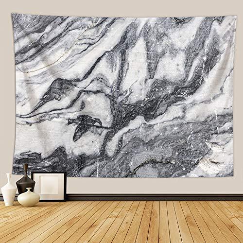 Fondo de tapicería de Textura de mármol Colgante de Pared Colgante de Tela de Playa FGT6039 180 * 230 cm