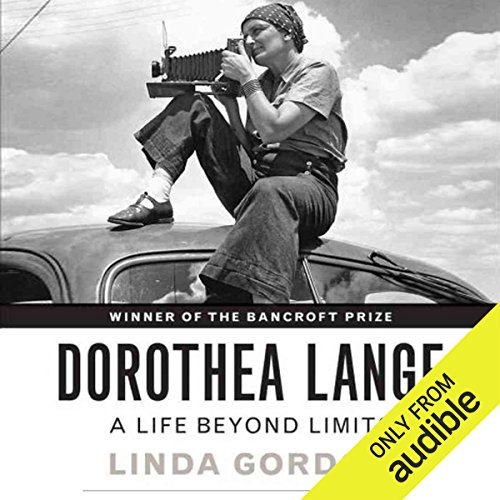 Dorothea Lange audiobook cover art
