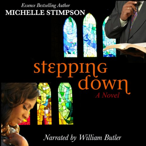 Stepping Down audiobook cover art