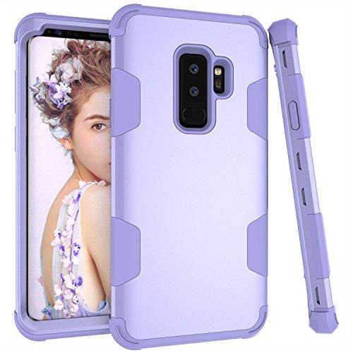 Aoker - Funda protectora para Samsung Galaxy S9 Plus 2018 (antiarañazos)