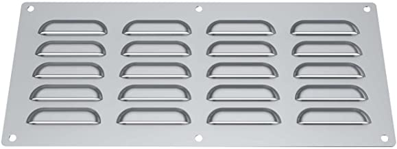SUNSTONE Vent-L 15-Inch by 6-1/2-Inch Stainless Steel Venting Panel