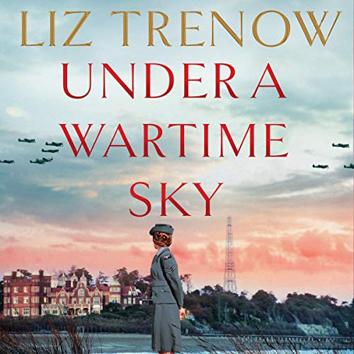 Couverture de Under a Wartime Sky