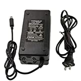 TANGSPOWER 54.6V 3A Battery Charger 13S 48V RCA 8mm Charger for I Walk Urban