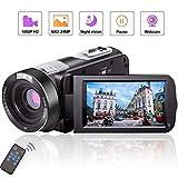 Videocamera Videocamere Full HD Videocamera 1080P 24.0MP Videocamere Digitale...