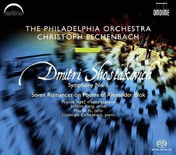 Shostakovich, D.: Symphony No. 5 / 7 Verses