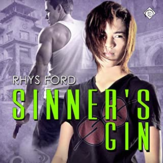 Sinner's Gin audiobook cover art