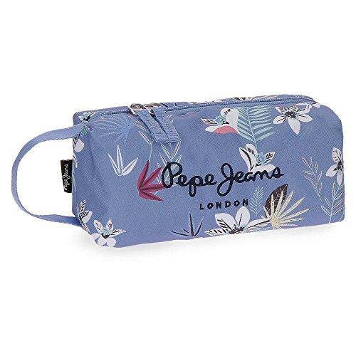 Plumier con Compartimentos extraíbles Pepe Jeans Mireia
