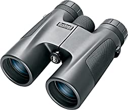 Bushnell Powerview-Roof 10x 42mm Prismáticos, Unisex, Negro