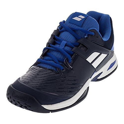 Babolat Chaussures de Tennis Propulse All Court Junior 33s17478 bleu-33.5