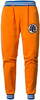 New Anime Dragon Ball Z Goku Sweatpants Casual Exercise Trousers Men