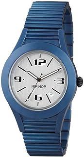 orologio solo tempo uomo Hip Hop trendy cod. HWU0580