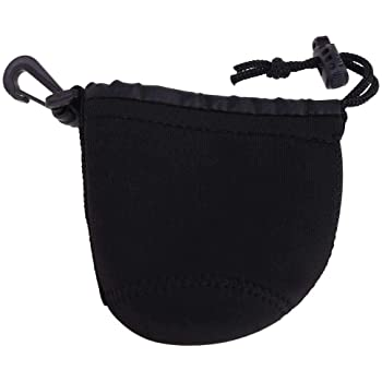 Digicare Size m Neoprene Soft Camera Lens Pouch Bag Case Waterproof Medium