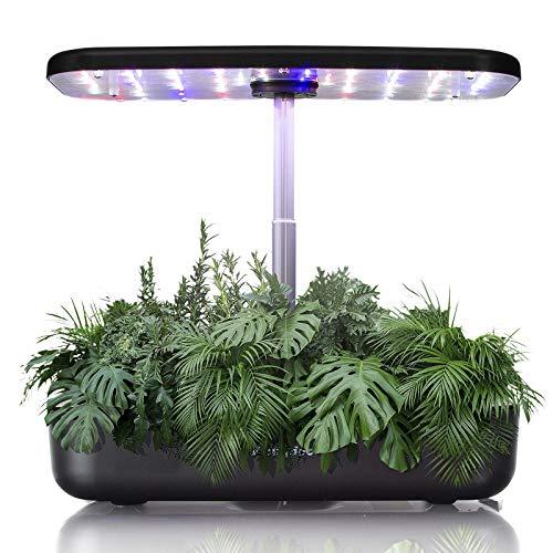 ROMPICO ROMPICO Hydroponics Growing System Home Herb Garden Full Spectrum LED Grow Light