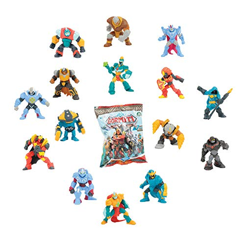 Epee GRM00220 Flair Gormiti Mini Figures Wave 1 in CDU, Multicolour