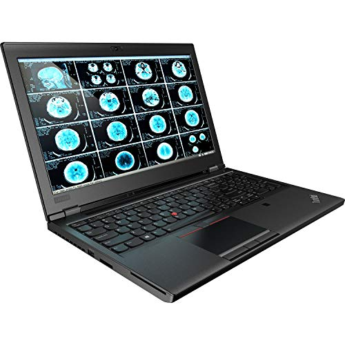 "Lenovo ThinkPad P52 Premium 15.6"" Home and Business Mobile Workstation Laptop (Intel Xeon E-2176M, 64GB RAM, 4TB Sata SSD, 15.6"" FHD 1920x1080 Display, NVIDIA Quadro P2000, Win 10 Pro)"