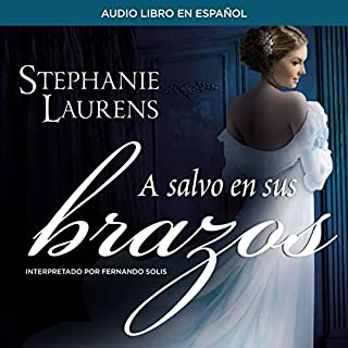 A salvo en sus brazos [Safe in Your Arms] audiobook cover art