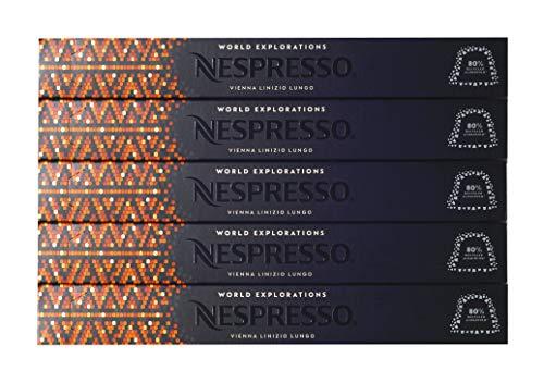 Nespresso OriginalLine: Vienna Linizio Lungo, 50 Kapseln