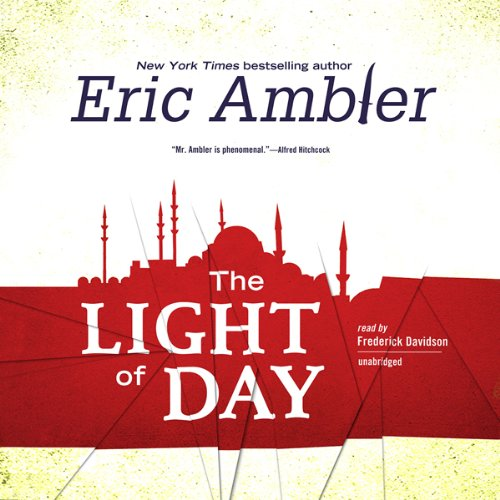 The Light of Day audiobook cover art