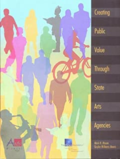 Creating public value through state arts agencies
