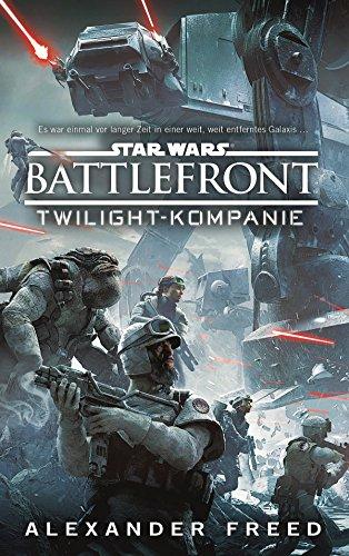 Star Wars Battlefront: Twilight-Kompanie: Roman zum Videogame