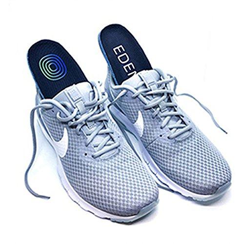 EDENSOLES Insoles - The only Inserts That Shape to Your feet Step After Step