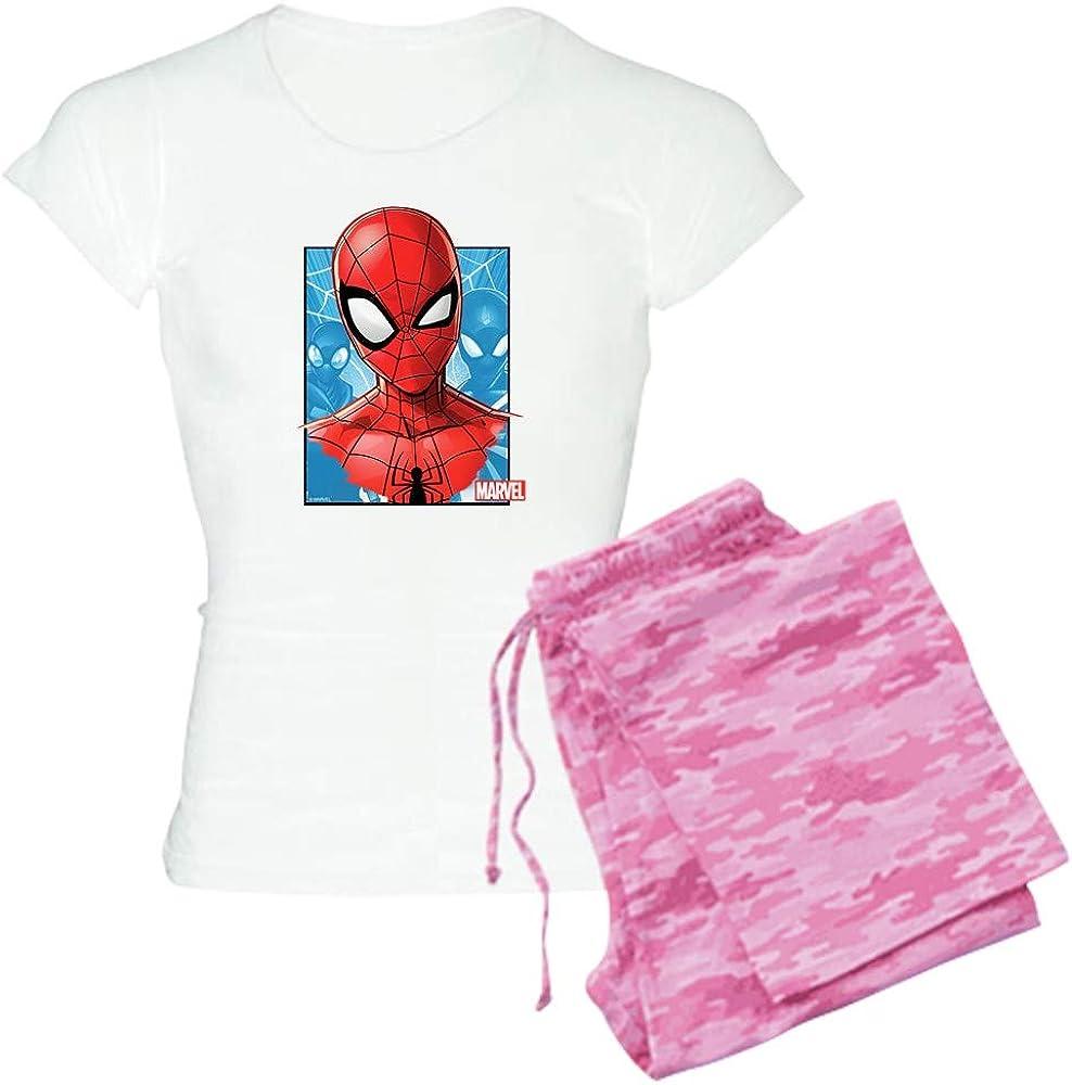 Max 54% OFF CafePress Spider Man Face Some reservation Women's PJs