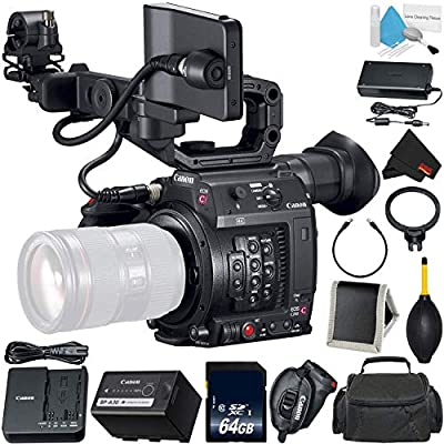 canon c200 mark ii, End of 'Related searches' list
