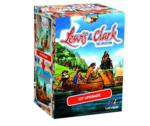 Lewis & Clark Upgrade-Set, französische Version