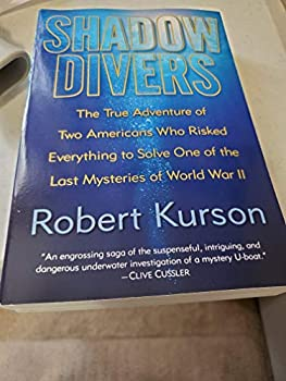 Paperback Shadow Divers Book