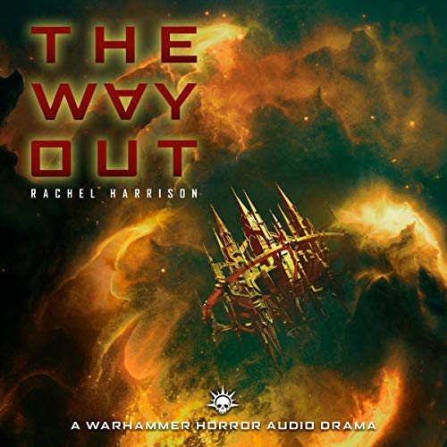 The Way Out audiobook cover art