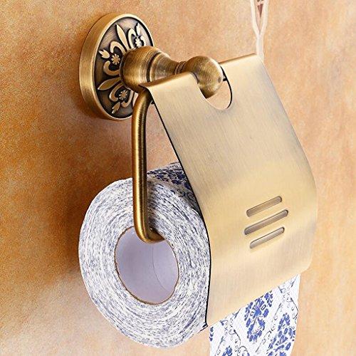 Laiton couleur rouleau titulaire Vintage pendentif espace en aluminium maison mur suspendu salle de bains matériel Rollsnownow