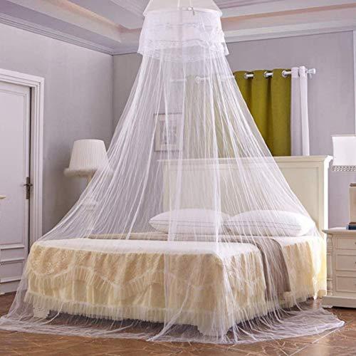 Mosquitera Cama, BESTZY Mosquitera para Doble Bette, Mosquitera Viaje, Mosquitera Cama Matrimonio, Mosquiteras para Camas Mosquitera de Fácil Instalación, Protección antimosquitos