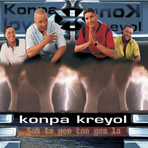 Konpa Kreyol