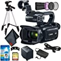 Canon XA11 Compact Full HD Camcorder Bundle w/ 64GB Memory Card + Wallet from Canon