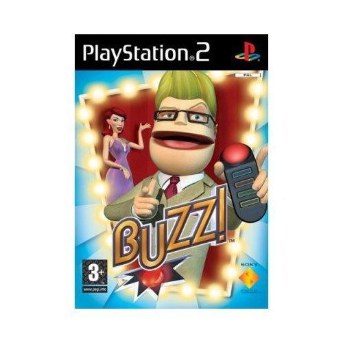 Buzz! Music Quiz - [Edizione: Regno Unito]