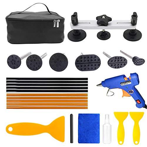 MENQANG Dent Kit d'outils de réparation pour carrosserie de voiture