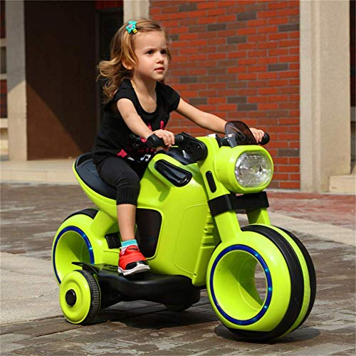 FEE-ZC Universal Kinder Motorrad Elektrische Musik Motorrad 6 v Batterie Kinder Fahrrad Kleinkind Spielzeug Auto